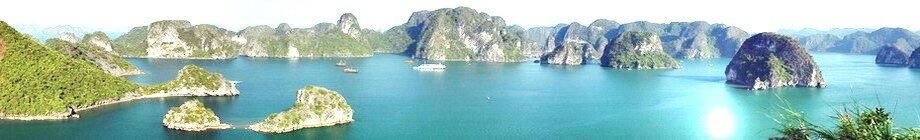 banner vietnam travel service