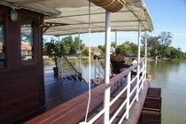 Travelers with Saigon - Siem Reap 8 day cruise on board Toum Tiou